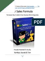 5rr Sales Formula Free Modules