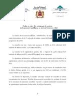Emissions Du Secteur Des Assurances_2013