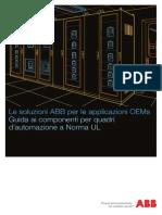 ABB Guida UL Per Quadri Di Automazione