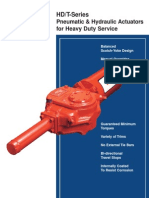 HD-T Series Brochure