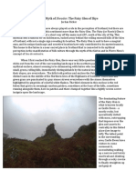 The Myth of Sheadar- The Fairy Glen of Skye