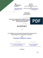Le rapport du sénateur audois Roland Courteau