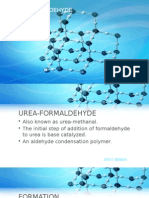 Urea Formaldehyde