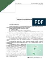 Cateterizarea Venoasa