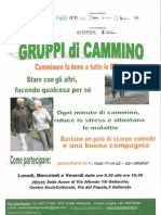 PDF Gruppo Di Cammino