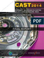 Alucast 2014 Final Report