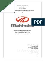 Evolution of Mahindra & Mahindra