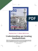 Gas Treating Fundamentals
