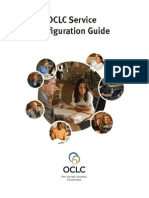 OCLC ServiceConfigurationGuide