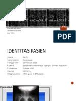 Laporan Pagi Radiologi BPD