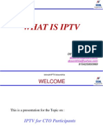 1.2 Fundamentals of IPTV