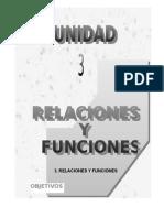 Relaciones y Funciones3.1672