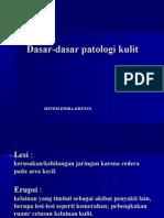 Dasar-dasar Patologi Kulit.