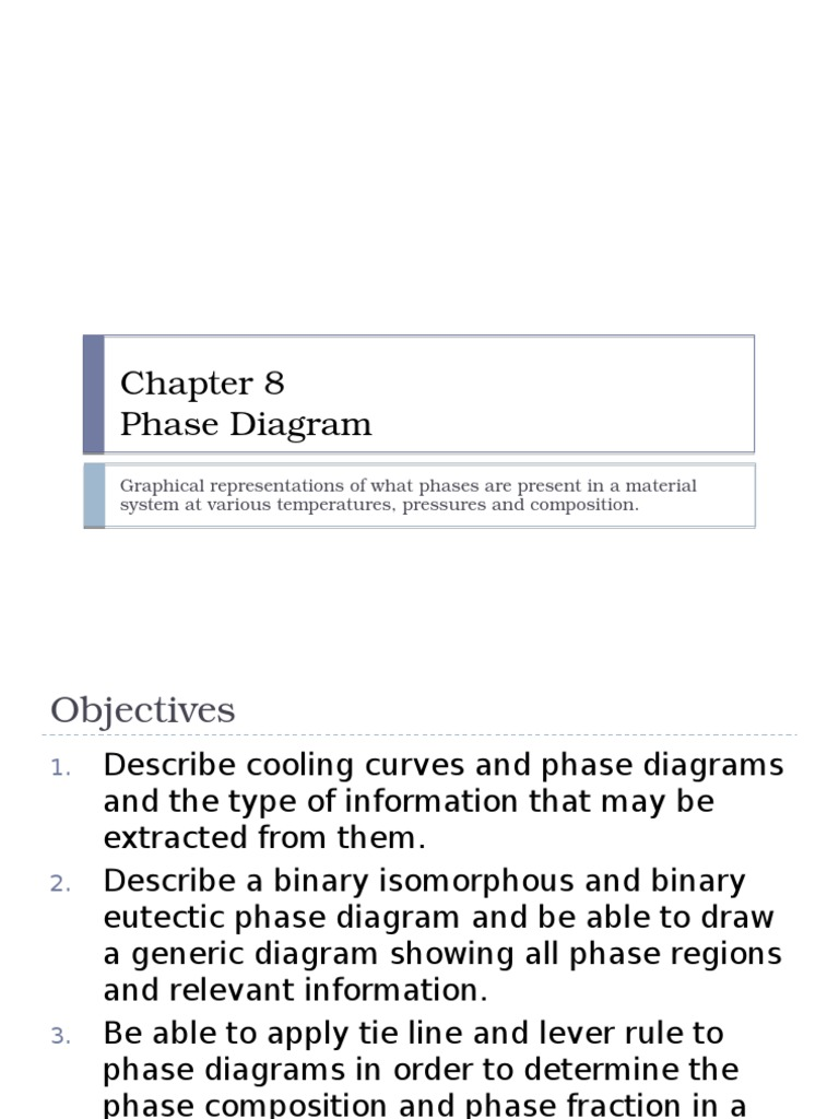 Chapter 4 phase diagram phase matter phase diagram pooptronica
