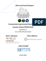 Tenss 2015 - Report-