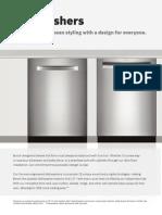 Bosch Design Guide - Dishwashers