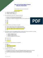 Examen Fb-mec Automotriz 2010-II