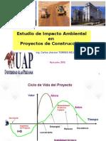 Exposición EIA Proyectos de Construcción 2012