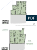 Le Parc at Brickell - 2 Bedroom, 2 Bath