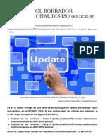 ANÁLISIS DEL BORRADOR INTERNACIONAL DIS ISO 9001_2015 - PARTE III.pdf