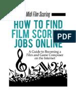 Film Scoring Jobs eBook