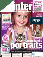 Corel Painter - 19 - Magazine, Art, Digital Painting, Drawing, Draw, 2d