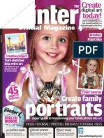 Corel Painter - 19 - Magazine, Art, Digital Painting, Drawing, Draw, 2d