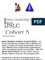 Johor Leadership Camp 2015