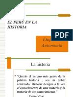 5. El Perú y La Historia