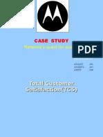 TQM Motorola Case Study