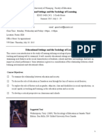 course outline summer 2015