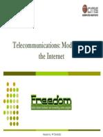 15 Telecommunications Modems and Internet
