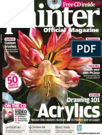 Corel Painter - 21 - Magazine, Art, Digital Painting, Drawing, Draw, 2d