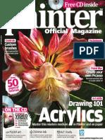 Corel Painter - 21 - Magazine, Art, Digital Painting, Drawing, Draw, 2d