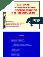 19 Sistema contabilidad publica