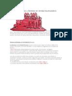 Sistema de Fluidos y Bombeo en Unidad Acumuladora
