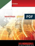 Nu Horizons Global Capabilities Brochure
