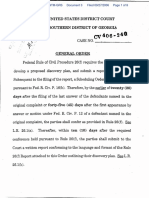 Rigdon v. The State Board of Regents of the University System of Georgia et al - Document No. 3