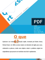 TP 01 - Quicksort