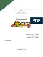 SoftwARE Educativo Los Alimentos