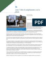 04-07-2015 El Sol de Puebla - Refrenda Moreno Valle El Cumplimiento Con La Palabra Empeñada
