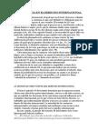 La Sentencia en El Derecho Internacional (1)