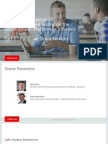 Accelerating Application Development & Testing on Oracle Cloud Platform as a Service (PaaS)