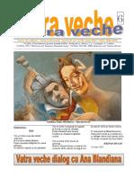 Revista Vatra Veche 6, 2015