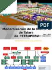 Modernización de la Refinería de Talara de Petroperú