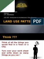 Land Use Pattern