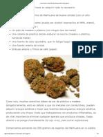Como Hacer Aceite de Marihuana de Rick Simpson