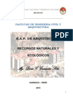 Modulo Rrnn y Ecologicos - Arquitectura-2015 (1)