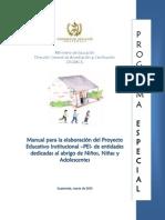 Pei Manual - 2010