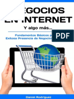 Negocios en Internet y Algo Mas